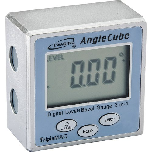 Very affordable. great as a conduit bending level or a pocket level. with built-in <strong>absolute level</strong> feature and a relative angle function.